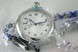 Orient Power Reserve Automatic Hand Winding Pocket FDD00001W0 Watch