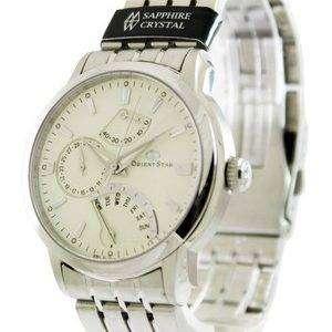 Orient Star Retrograde Power Reserve DE00002W Men's Watch