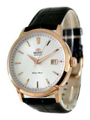 Orient Automatic Silver Dial FER27003W Men's Watch