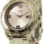 Citizen Eco-Drive Swarovski Crystal AW1343-54Q Mens Watch
