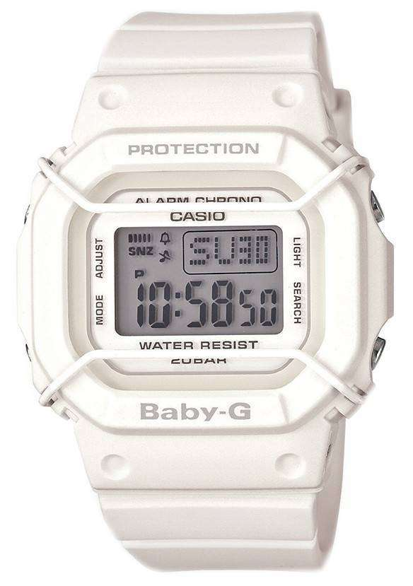 how to set baby g watch alarm
