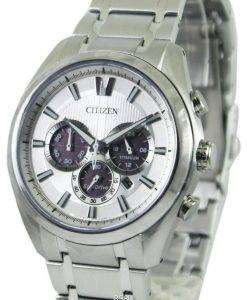 Citizen Eco-Drive Titanium Chronograph CA4010-58A Mens Watch
