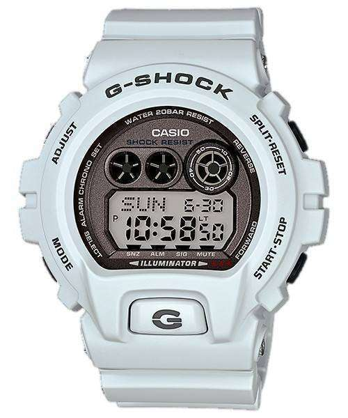 Casio G-Shock GD-X6900LG-8 Mens White Watch