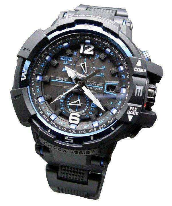 Casio G-Shock Sky Cockpit GW-A1100FC-1AJF Mens Watch
