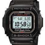 Casio G shock GW-S5600-1JF Carbon Fiber Insert Band MULTI BAND 6 Limited Edition Mens Watch