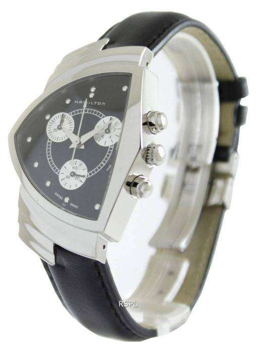 Hamilton Ventura Chrono Quartz H24412732 Men's Watch