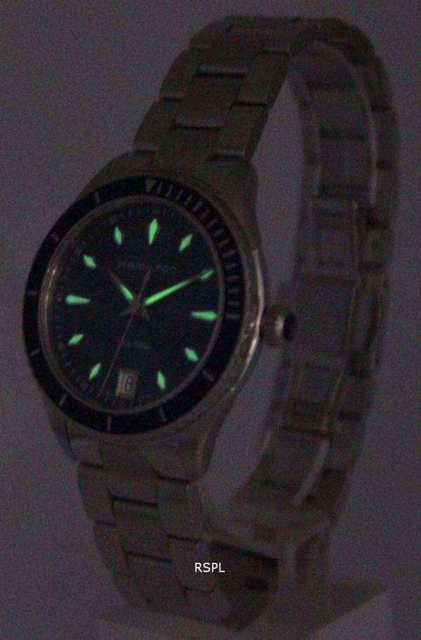 Hamilton Jazzmaster Seaview H37451141 Womens Watch