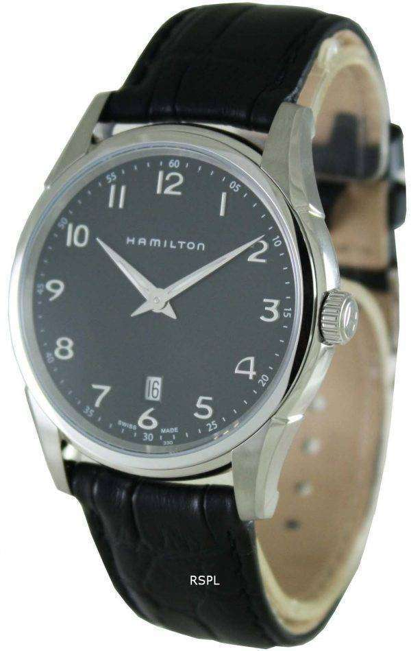 Hamilton Quartz Jazzmaster Thinline H38511733 Mens Watch
