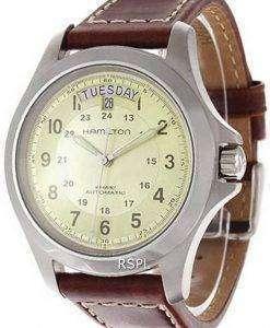 Hamilton Automatic Khaki King H64455523 Mens Watch