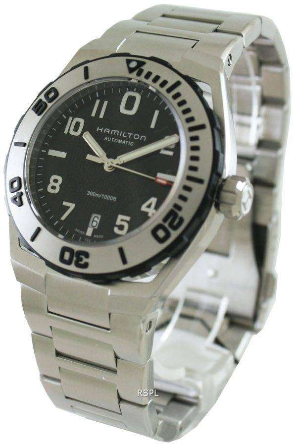 Hamilton Khaki Navi Automatic H78615135 Mens Watch