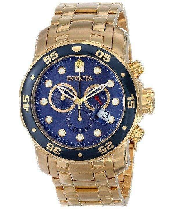 Invicta Pro Diver Chronograph 200M INV0073/0073 Mens Watch