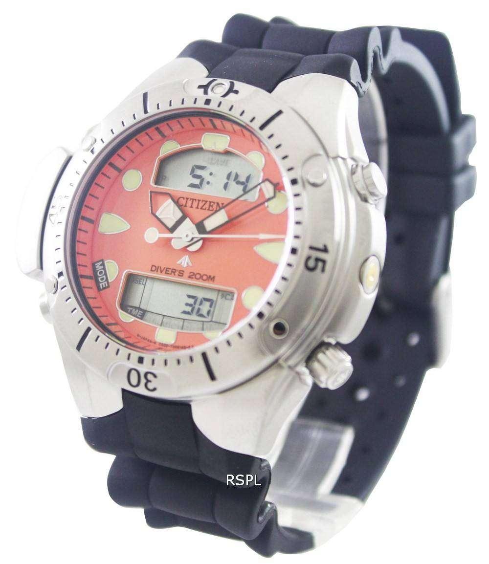 Citizen promaster aqualand scuba diver watch jp1060 01y jp1060 01 jp1060 mens watch - Citizen promaster dive watch ...