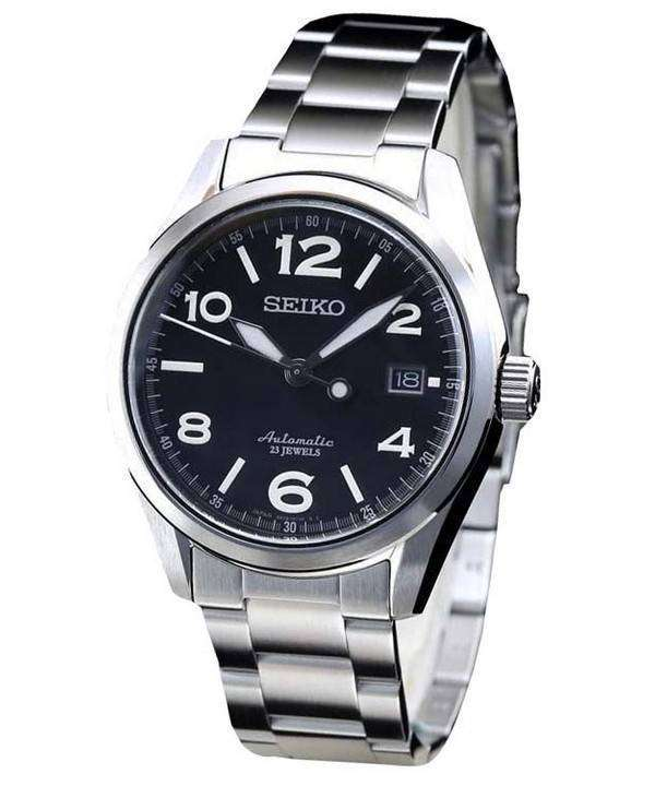 Seiko Automatic 23 Jewels SARG009 Mens Watch