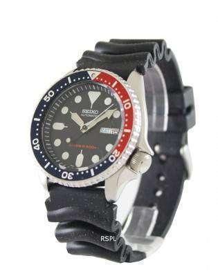 Seiko Automatic Divers 200m 21 Jewels SKX009K1 Watch 1