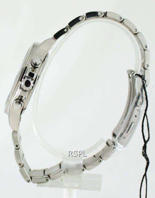 Seiko Titanium Chronograph Sports SNDC91P1 Mens Watch