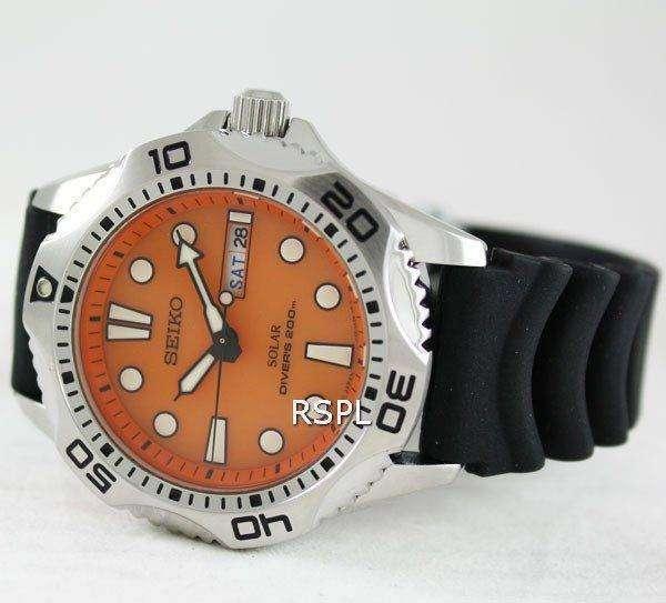 Seiko Solar Divers SNE109P1 Mens Watch