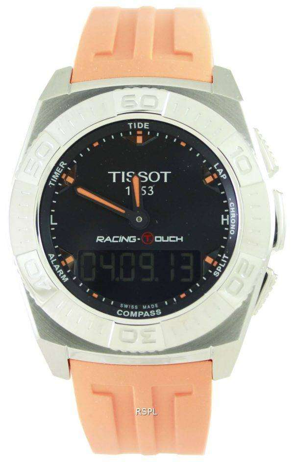 Tissot Quartz Racing-Touch T002.520.17.051.01 Mens Watch