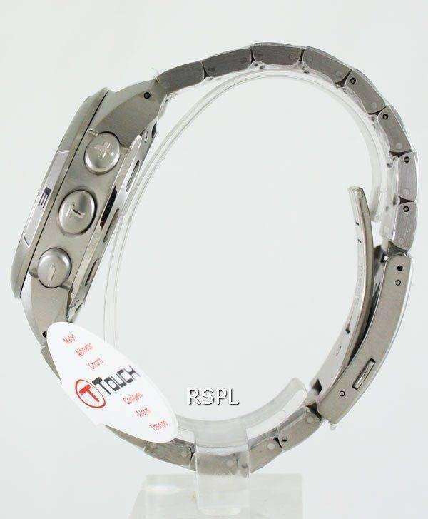 Tissot T-Touch Expert Titanium T013.420.44.202.00 Compass Watch