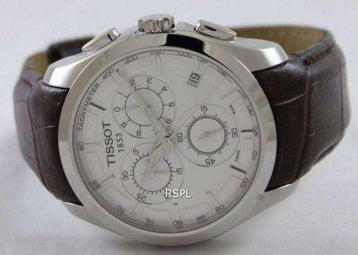 Tissot Couturier Quartz Chronograph T035.617.16.031.00 Mens Watch