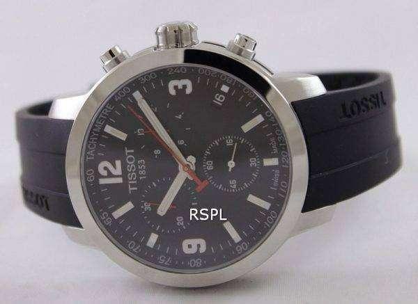 Tissot T-Sport PRC 200 Chronograph T055.417.17.057.00 Mens Watch