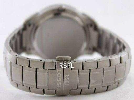 Tissot Titanium GMT Quartz T069.439.44.031.00 Mens Watch