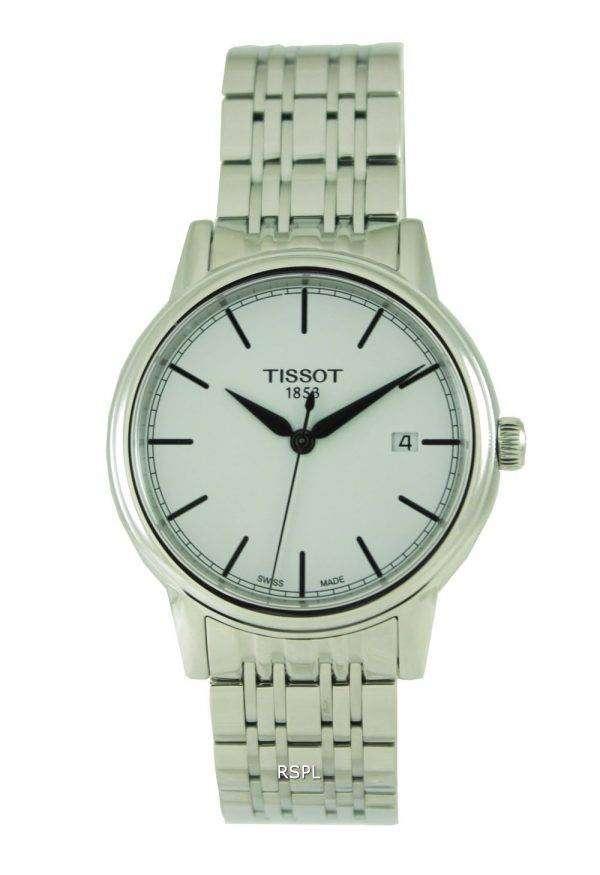Tissot Quartz Carson T085.410.11.011.00 Mens Watch