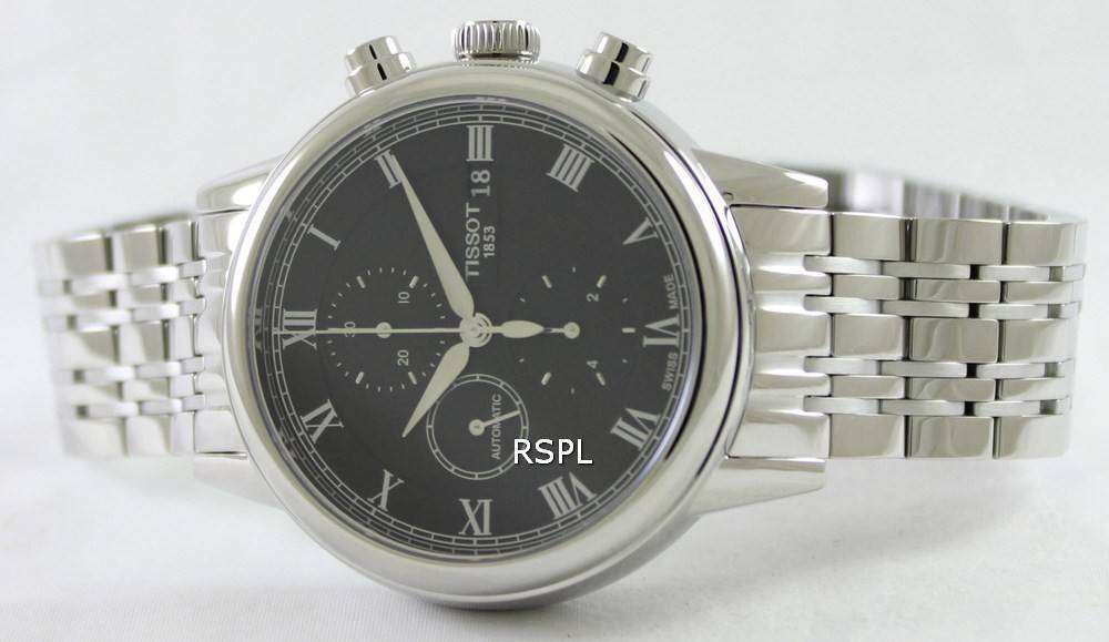 b0ff415b157 Tissot Carson Automatic Chronograph T085.427.11.053.00 Mens Watch ...