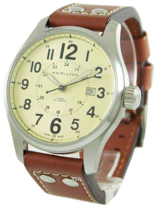 Hamilton Khaki Field Automatic H70615523 Mens Watch