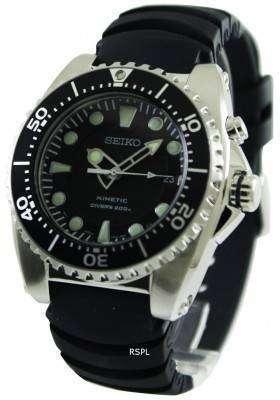 Seiko Kinetic Divers 200M SKA371P2 Watch 1