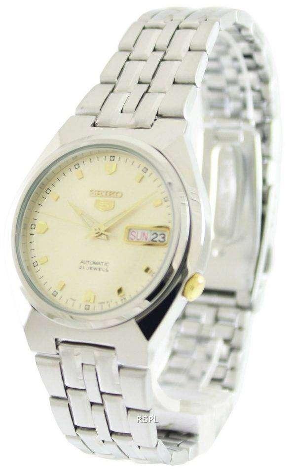Seiko 5 Automatic 21 Jewels SNKL69K1 SNKL69K Mens Watch