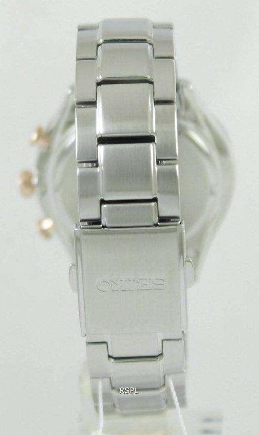 Seiko Chronograph SPC151P1 SPC151P Mens Watch