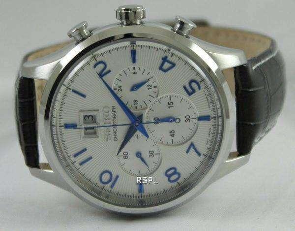 Seiko Chronograph SPC155P1 SPC155P Mens Watch