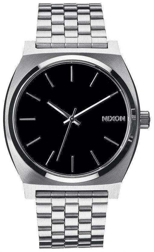 Nixon Quartz Time Teller 100M A045-000-00 Mens Watch