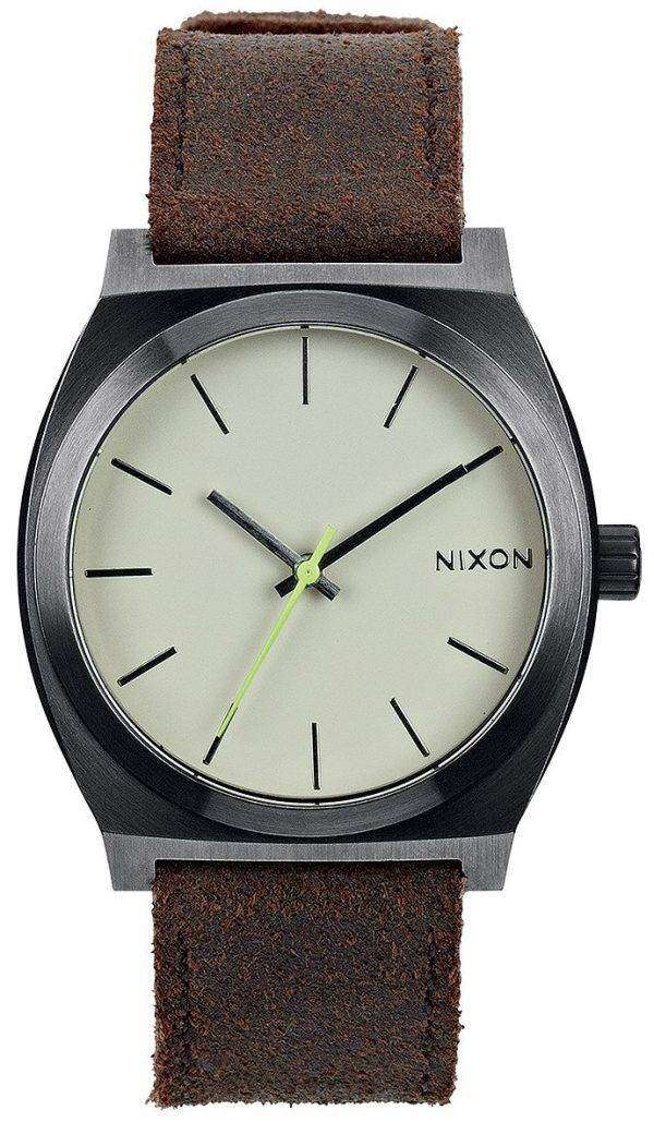 Nixon Quartz Time Teller 100M A045-1388-00 Mens Watch