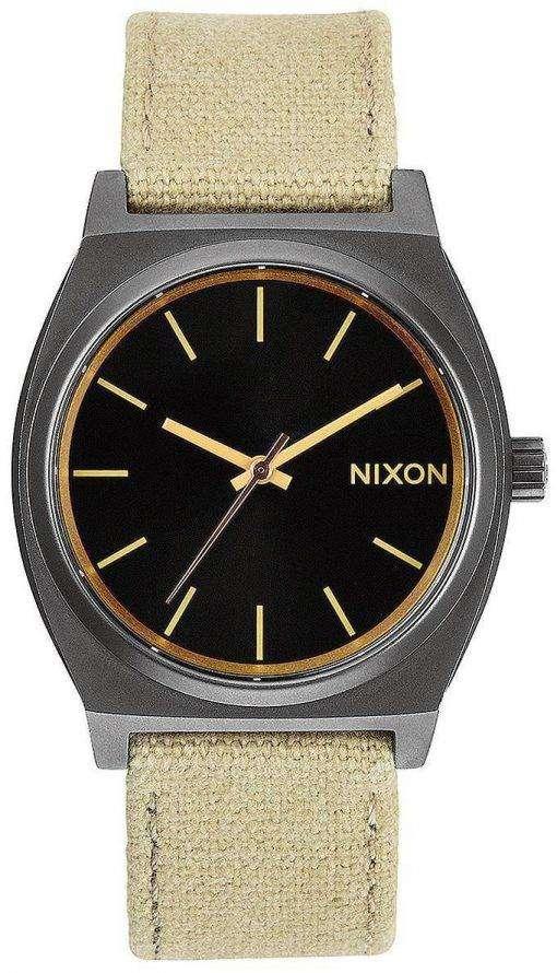 Nixon Quartz Time Teller 100M A045-1711-00 Mens Watch