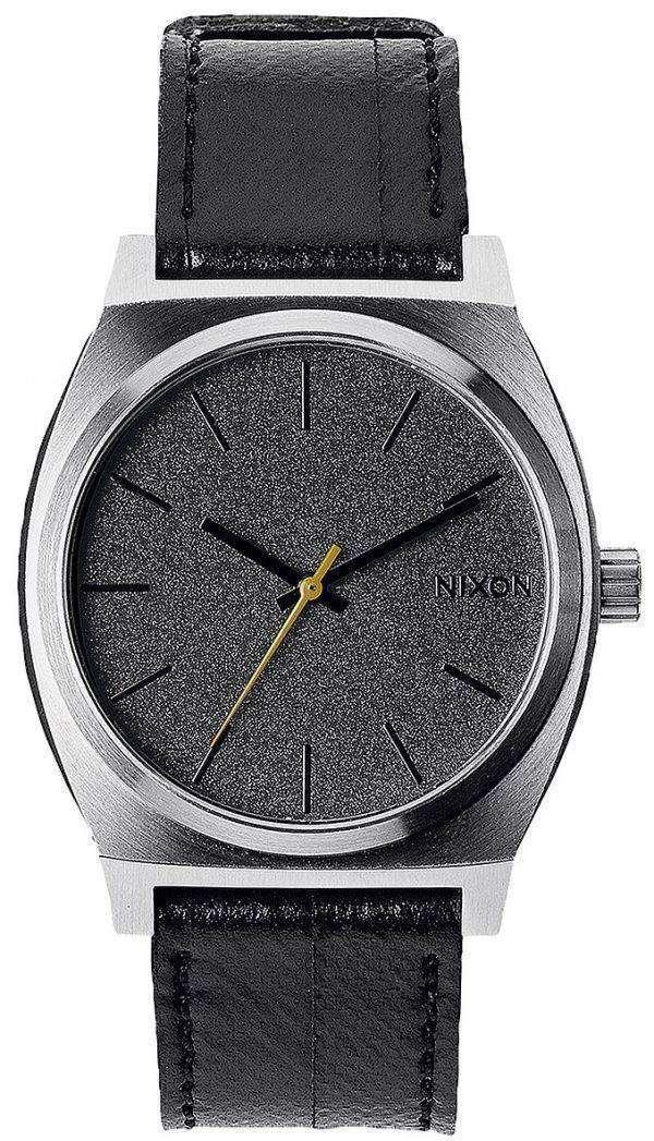 Nixon Time Teller Black Tape A045-1892-00 Mens Watch