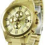 Citizen Chronograph Gold Tone AN3562-56P Mens Watch