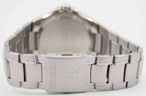 Citizen Eco-Drive Titanium Sapphire Crystal 100M BM7170-53L Men's Watch