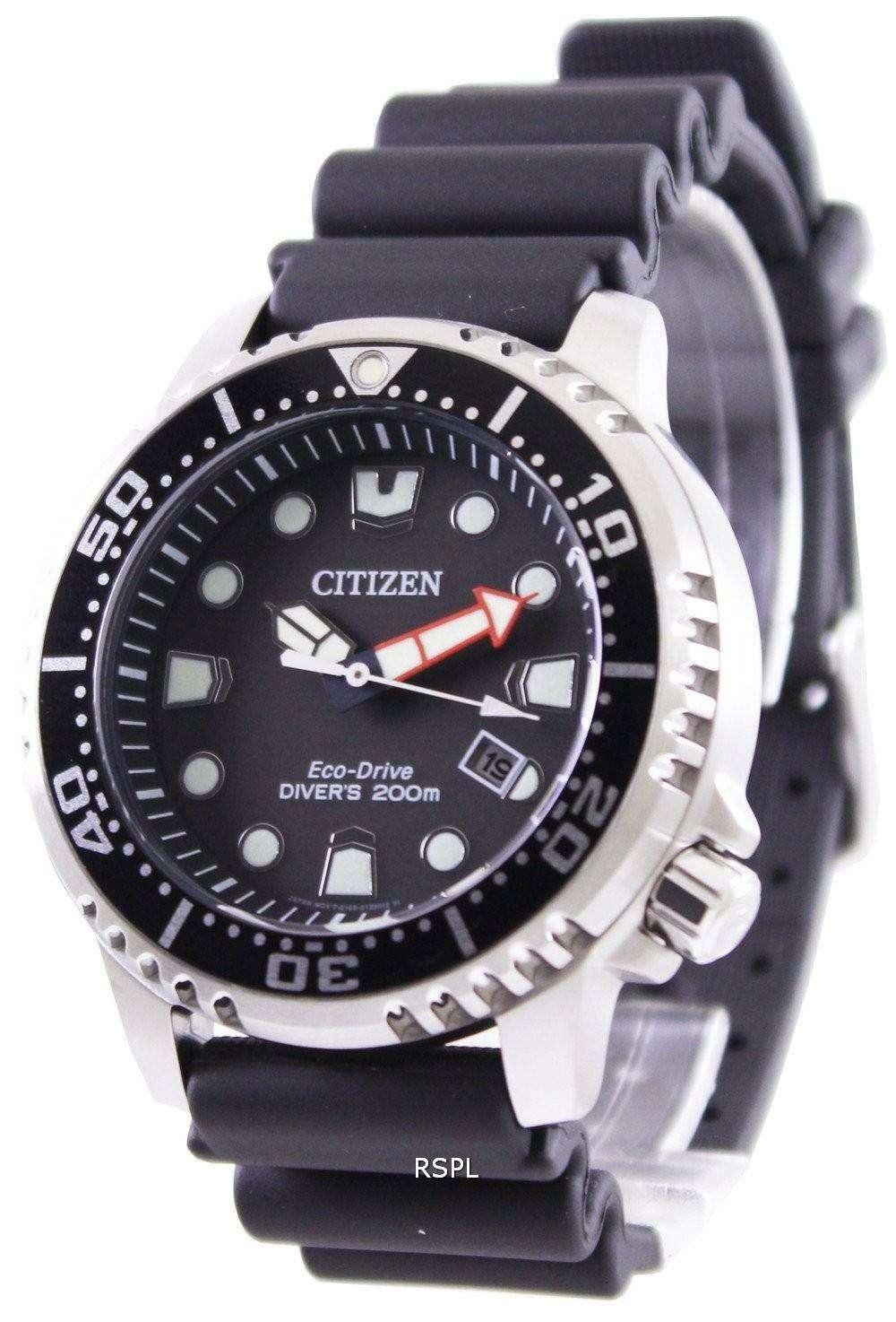 Citizen eco drive promaster marine diver 39 s 200m bn0150 10e mens watch - Citizen promaster dive watch ...