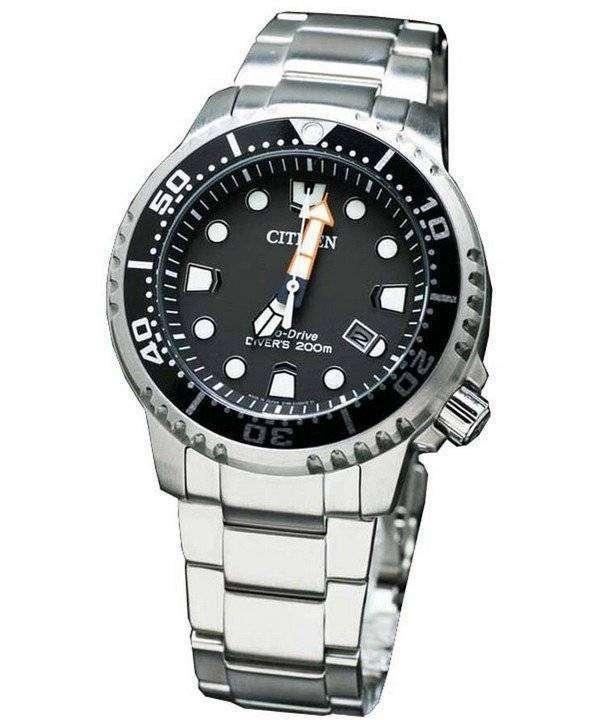 Citizen promaster eco drive divers 200m bn0156 56e mens watch - Citizen promaster dive watch ...