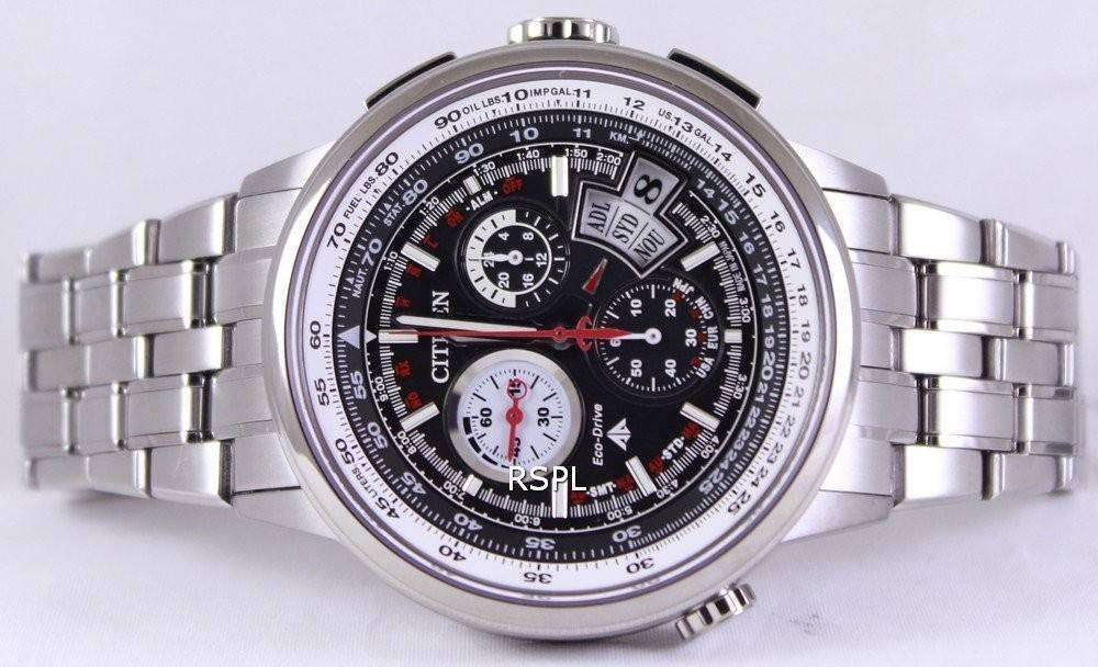 Citizen Titanium Promaster Radio Controlled BY0010 52E BY0010 World Time Men's Watch
