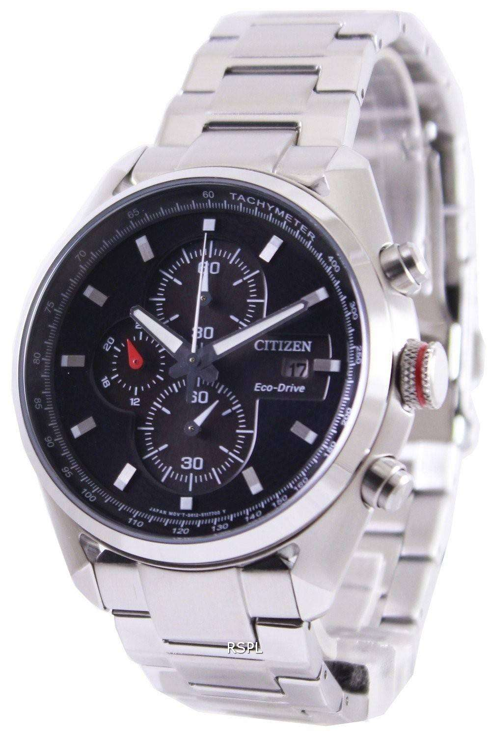 citizen eco drive chronograph ca0360 58e mens