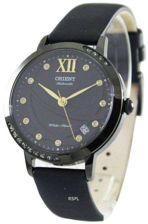 Orient Fashionable Automatic Crystals ER2H001B Womens Watch