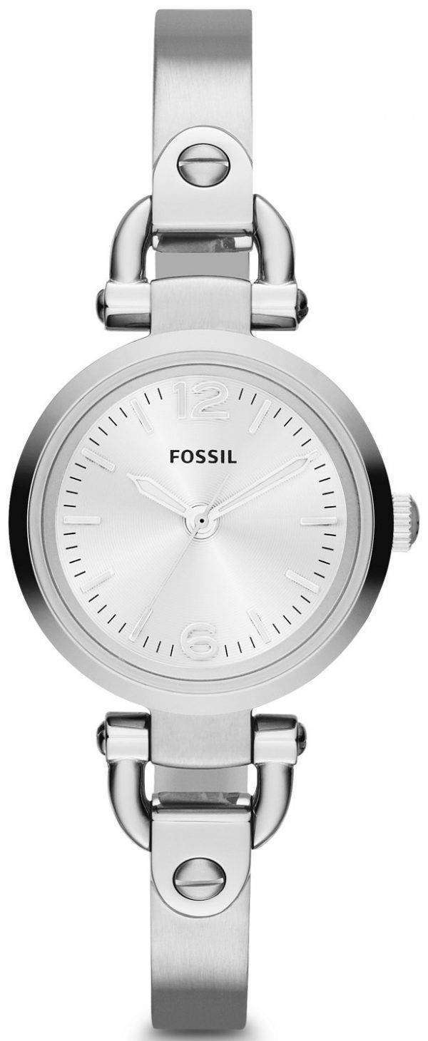 Fossil Georgia Mini Three-Hand Jewelry Clasp ES3269 Womens Watch