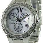 Citizen Eco Drive Chronograph FB1321-56A Womens Watch