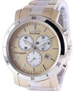 Citizen Eco-Drive Chronograph FB1346-55Q Womens Watch