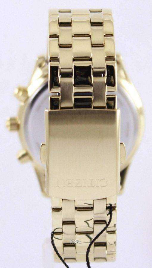 Citizen Eco-Drive AML Chronograph FB1362-59P Womens Watch