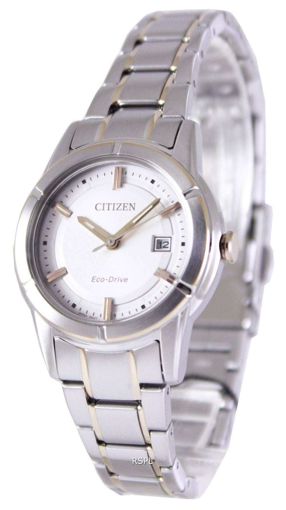 Citizen Eco-Drive FE1034-59A Women's Watch