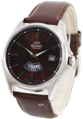 Orient Classic Automatic AM/PM Indicator FFN02006T FN02006T Mens Watch 1