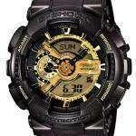 Casio G-Shock World Time GA-110BR-5A Mens Watch